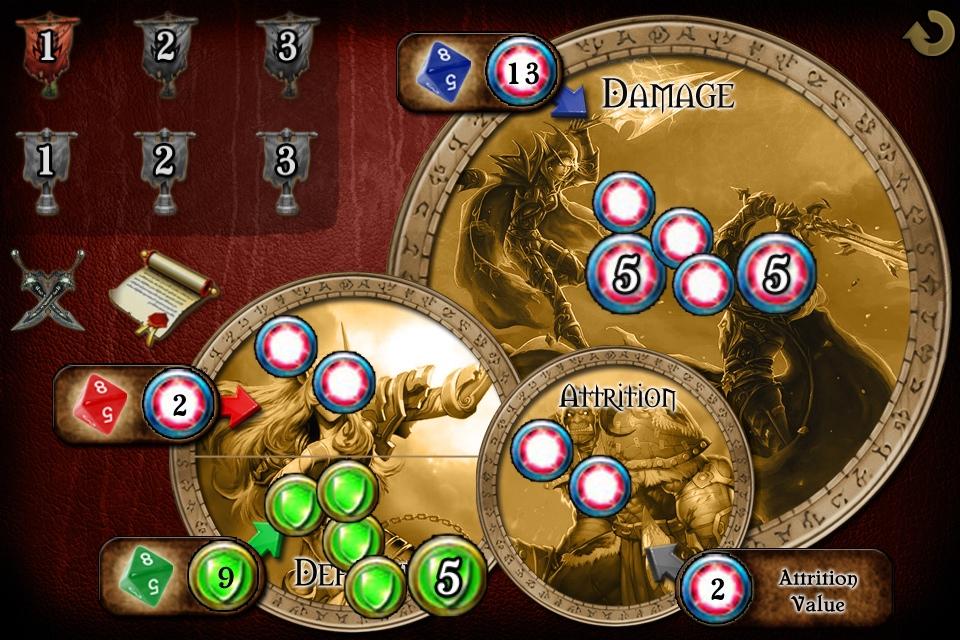 Screenshot WoW Board Game Helper